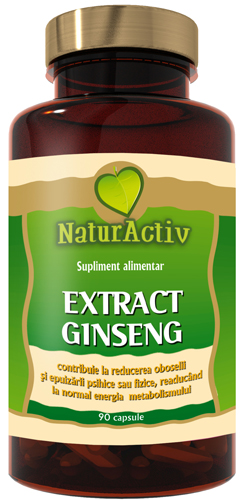 Extract Ginseng